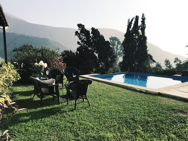 Casa INTIWASI, Chaclacayo sol Todo el año