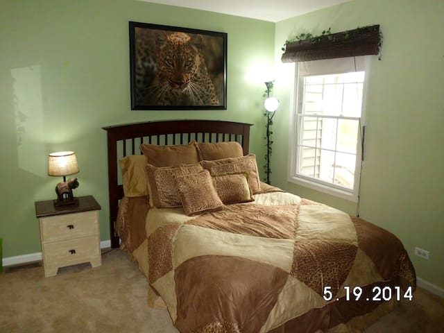 Comfortable Room In Great Location! - Cary - Haus