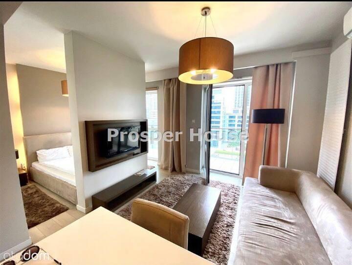 Platinum Towers Warsaw   modern apartment   cheap 