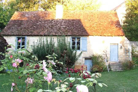 Maison de charme bord de rivière - Boussay - Casa