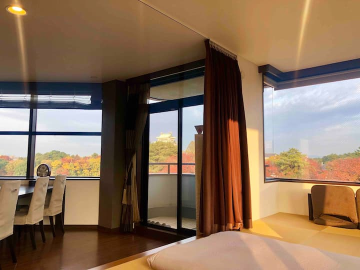【Castle Suite】Relaxing Flat with Amazing View
