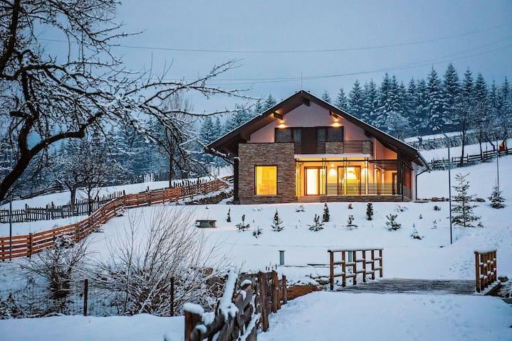 Casa de la munte