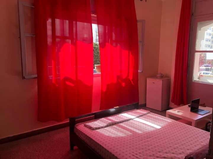 chambre au coeur de Casablanca