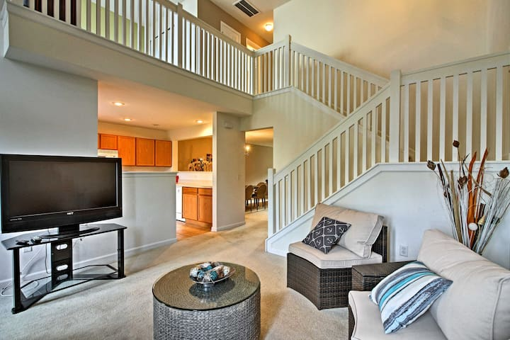 NEW! Lovely 2BR Pooler Townhome Mins from Savannah