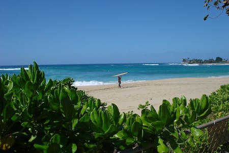Beach Front Bungalows at Makaha - Waianae - Bungalow
