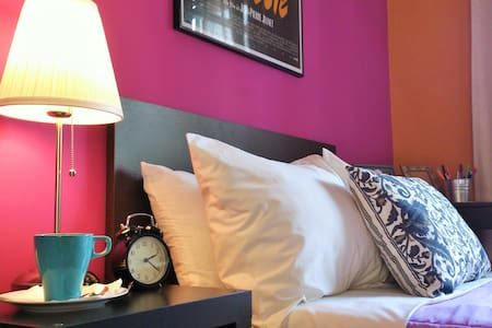 Room 203, Bed & breakfast - Salamanca