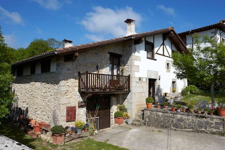 Nice country cottage - Baraibar - Talo