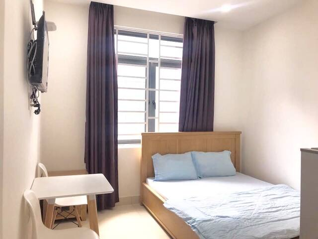 The TUTE- Serviced Apartment