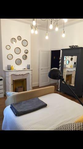 Joli hausmannien - Limoges - Apartment