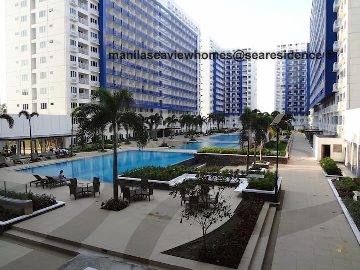 1BR ff ,  MOA waterfront zone , 10
