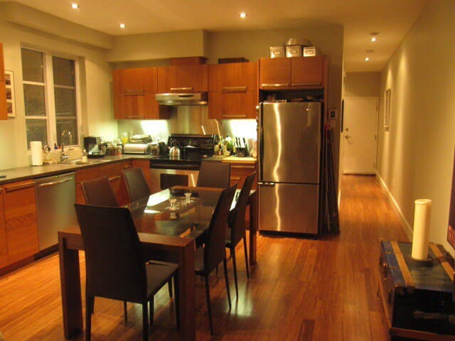 Charmant appartement a louer. - Montreal - Apartment