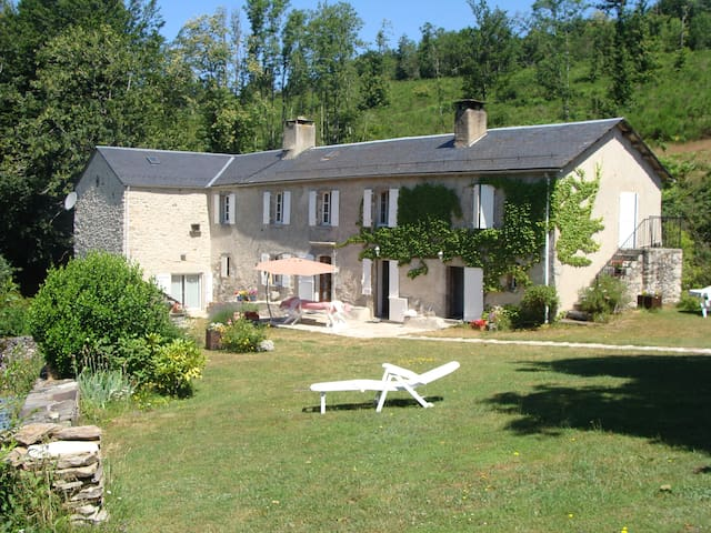 Charming house in natural parc! - Castelnau-de-Brassac - House