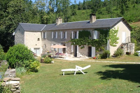 Charming house in natural parc! - Castelnau-de-Brassac