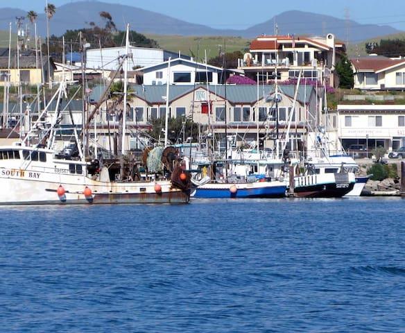 Front Street Inn & Spa - Morro Bay - Departamento