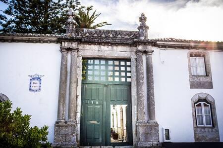Castle near Peniche and Obidos - Peniche