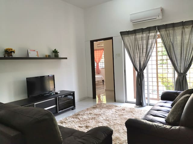 Seremban Central Park GroundFloor APT for 6 Guests
