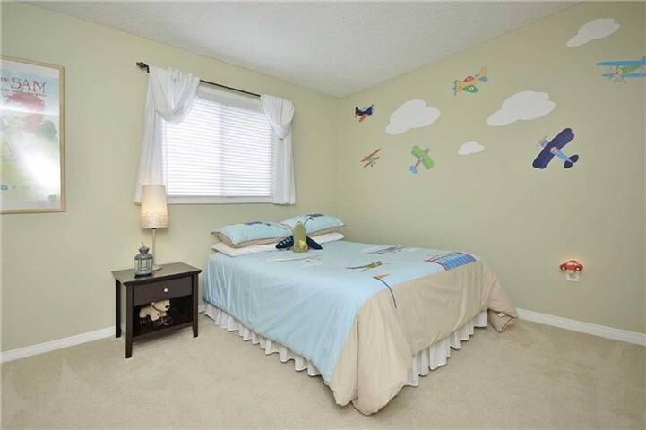 Sheridan College & white oak school Hostel #1