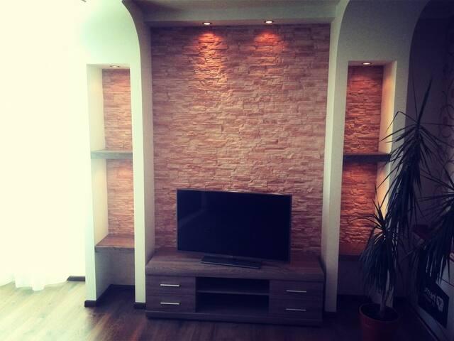 Комната в двухкомнатной квартире - Kiev - Apartmen