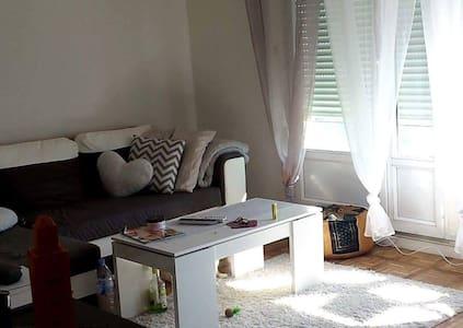 Une chambre au coeur de Reims - Reims - Wohnung