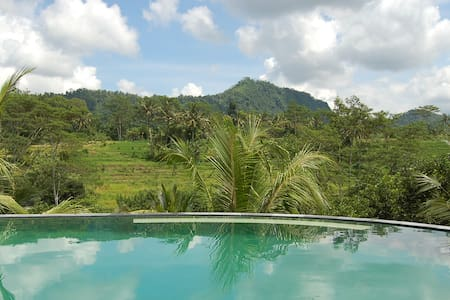 Bidadari -Views,Tranquility,Culture - Villa
