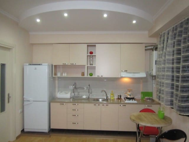 Comfortable and clean apartment - T'bilisi - 公寓