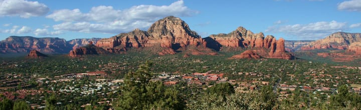Sedona Red Rock Suites 2 Modern, Spacious, Private