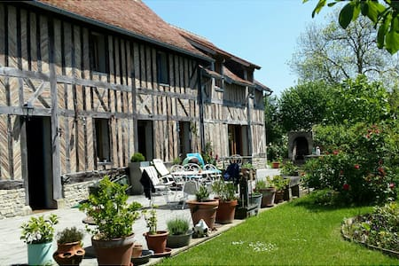 Grande maison normande 12 pers - Bavent - House