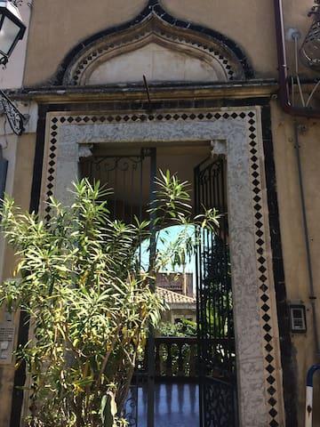 Charming small apartment Taormina - Taormina - Apartment