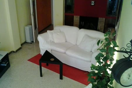 Bright , airy double room . Sitges - Sitges - Apartment