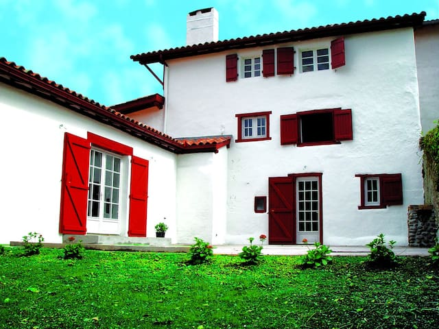 House Kayetenia - Saint-Étienne-de-Baïgorry - Hus