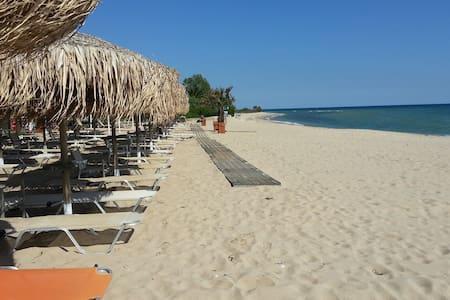 Ofrinio beach, kavala, Grèce . - Ofrinio Beach - Apartmen