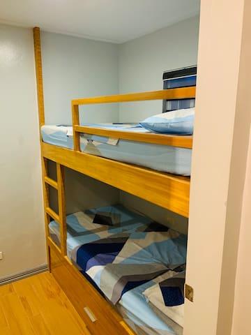 Bunk Room - 2nd Room (Second Floor)