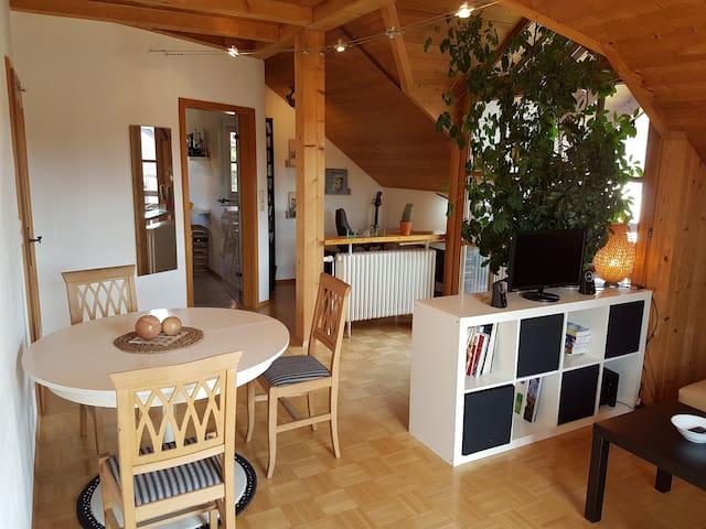 Wunderschönes Appartement im Alpenvorland