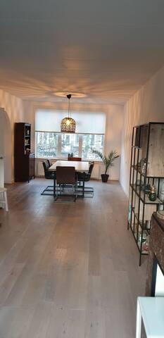 Ruim appartement in de knusse wijk Blijdorp!
