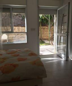 Beautiful Home with XL garden - מודיעין מכבים רעות - Apartment