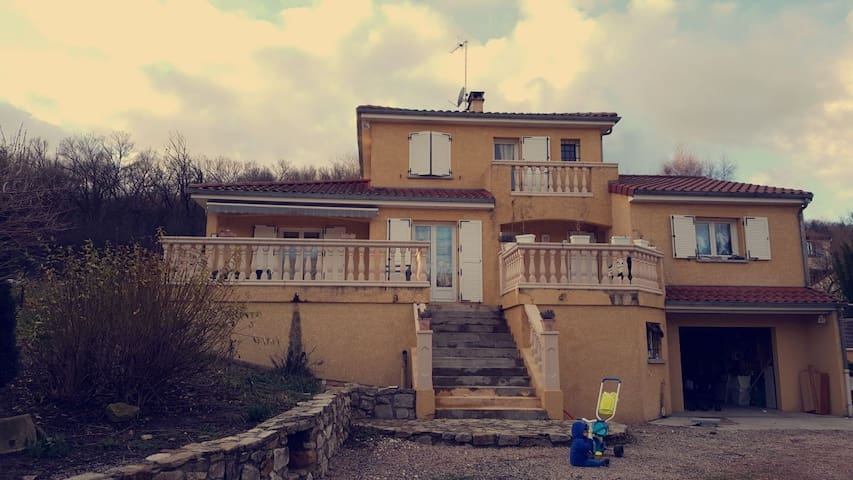 La terrasse de Chauriat