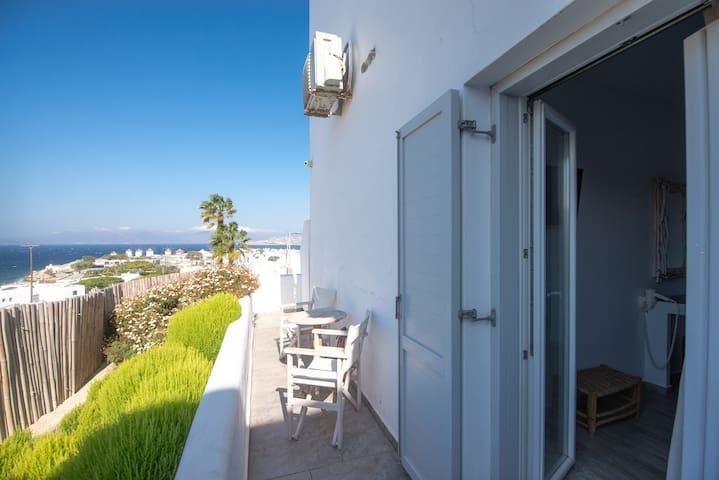 Aegean Sea View Superior Room