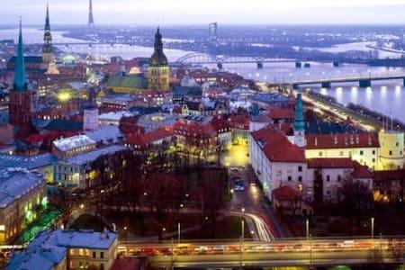 BY City CENTER + BREAKFAST!!! - Riga - Bed & Breakfast
