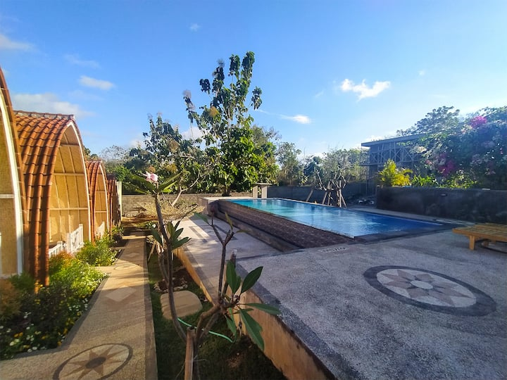 Daily Private Rooms near Balangan Beach