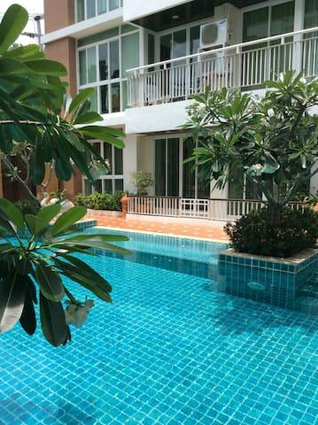 Modern 2 Bedroom Poolside condo - Ko Samui - Wohnung