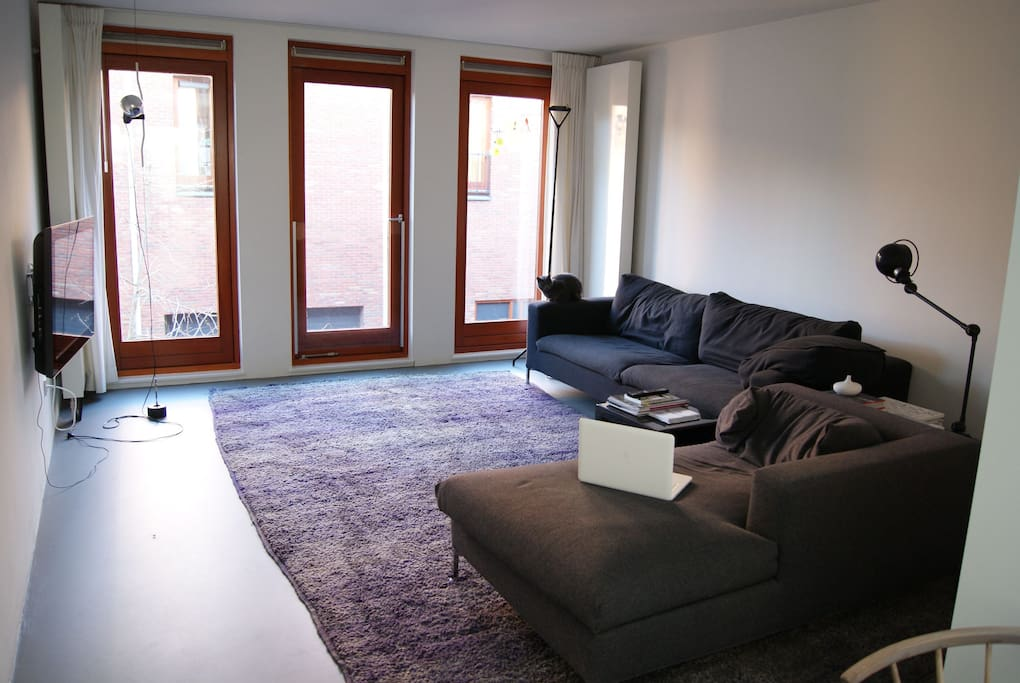 Light and comfortable living space