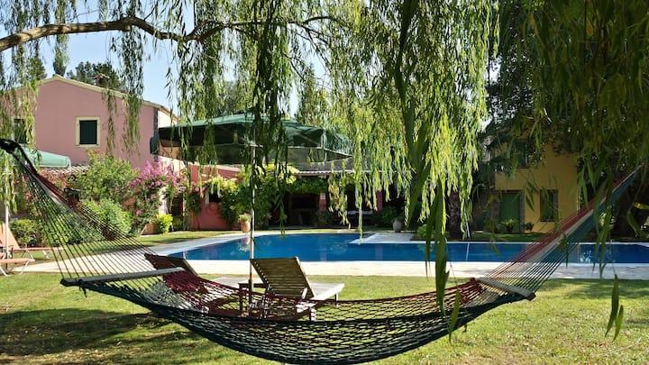 Villa Chamomile Poulathes Corfu