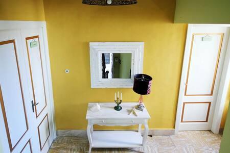 Spacious double room B&B - Scilla - Bed & Breakfast