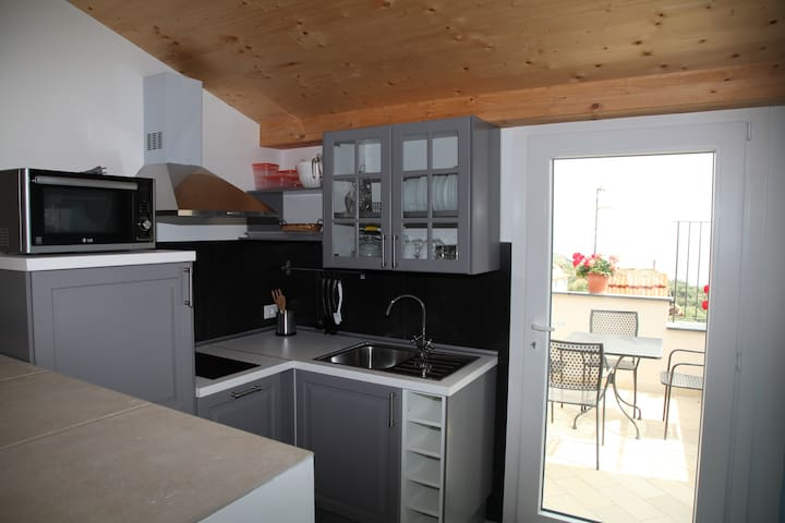 Appartamento Fico - Terzorio - Apartament