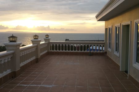 Rooftop Sea View - Family Suite - Krong Preah Sihanouk - อพาร์ทเมนท์