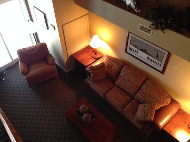4-Seasons Wintergreen Retreat - wintergreen - Loft