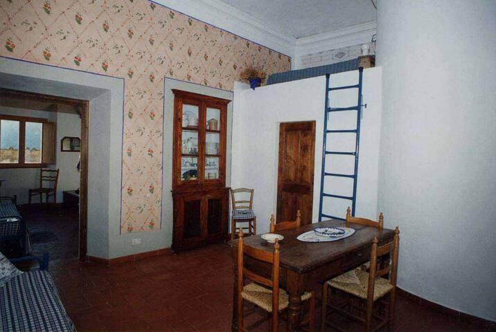 appartamento nel borgo medievale - Marciana - Wohnung