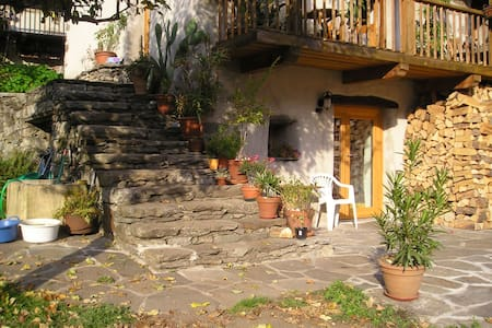 Studio Apartment in Nature Park - Viganella