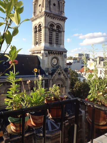 ❤️ Comfortable flat, Sunny balconies Nice view