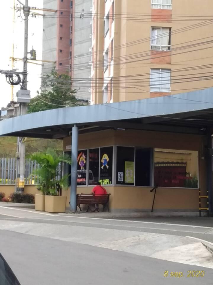 Urbanización Plaza Navarra